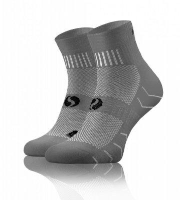 Sesto Senso Frotte Sport Socks szare Skarpety