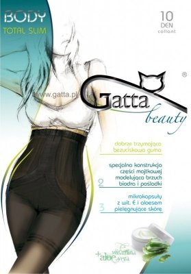 Gatta Body Total Slim Rajstopy
