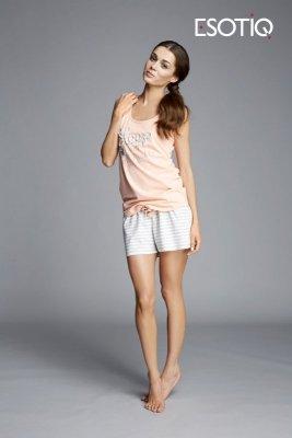 Esotiq Karla 33015 -32X 33018 -09X piżama damska