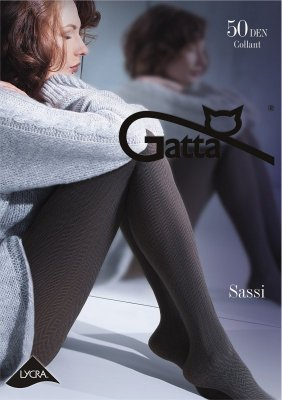 Gatta Sassi 02 50 Den rajstopy