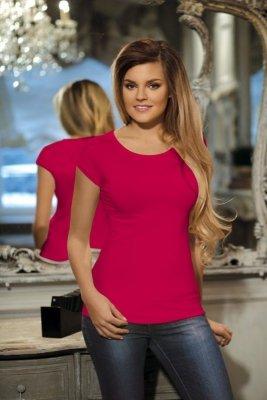 Babell Maxima Jasny rubin bluzka damska