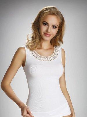 Eldar Olinea Plus Biała koszulka