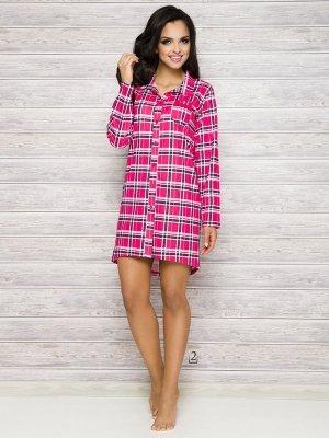 Taro Dalia 1191 AW/17 K2 Różowa koszula nocna