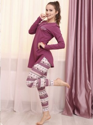 Roksana Gabbi 603 piżama damska