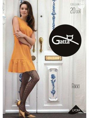 Gatta Rikki 04 Daino (beżowe) rajstopy