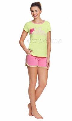 Wadima Paradise 104366 kr.ręk. piżama damska