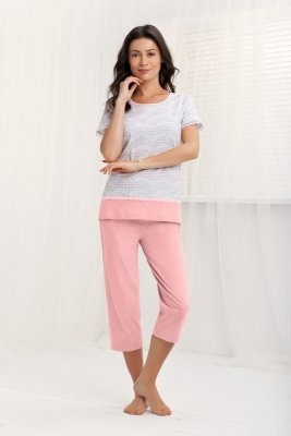 Luna  Amelie 542 piżama damska