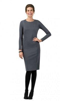 Wadima Meghan 10576 7/8 rękaw sukienka