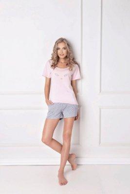 Aruelle Wild Look Short piżama damska