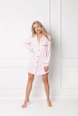 Aruelle  Grace Pink koszula nocna