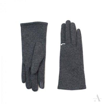 Art of Polo Berno Szare rękawiczki
