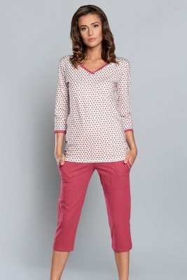 Italian Fashion Mariola r.3/4 sp.3/4  piżama damska
