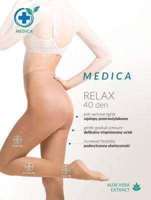 Gabriella Medica Relax 40 den rajstopy