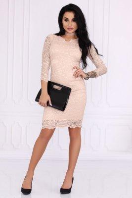Merribel 10391D Pink sukienka damska