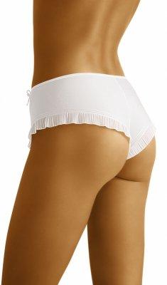 Wol-Bar Inca Białe szorty damskie