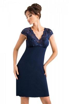 Donna Romina granatowa Koszula nocna