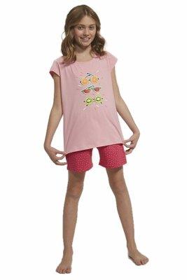 Cornette 788/74 Fruits piżama dziewczęca
