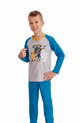 Piżama Taro Gaweł 767 122-140 Z'20 piżama chłopięca