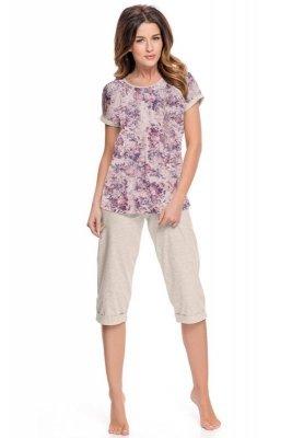 Dn-nightwear PM.9028 piżama damska