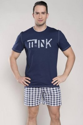 Italian Fashion Conor kr.r. kr.sp. piżama męska