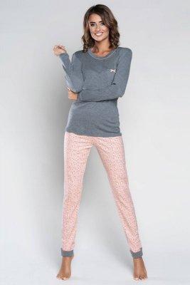 Italian Fashion Otylia dł.r. dł.sp. piżama damska