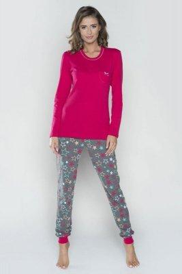 Italian Fashion Tetyda dł.r. dł.sp. piżama damska