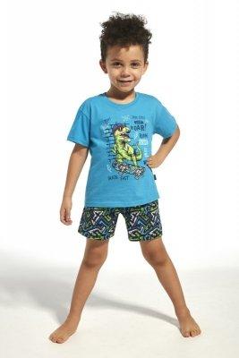 1ef06beda004f6 Dodaj do przechowalni Cornette 789/66 kids dinosaur turkus piżama chłopięca