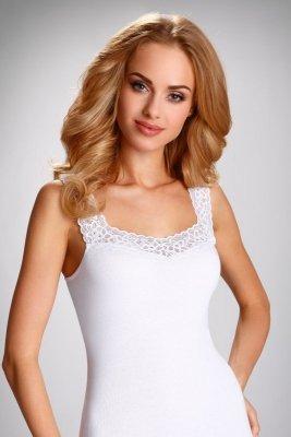 Eldar Arietta plus biały koszulka