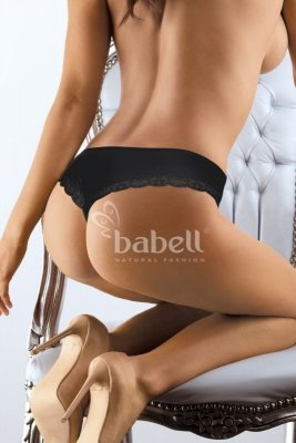 Babell bbl 052 czarny stringi