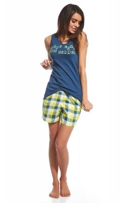 Cornette 659/104 more love jeans piżama damska