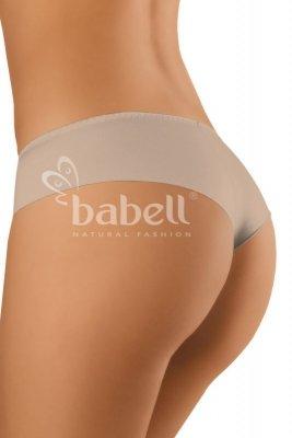 Babell bbl 022 beżowy stringi