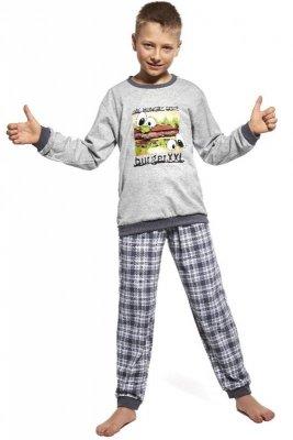 Cornette 966/65 Burger piżama chłopięca