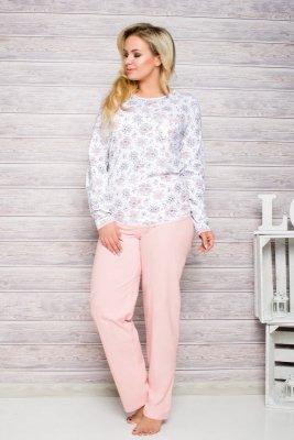 Taro Kate 2132 różowy piżama damska