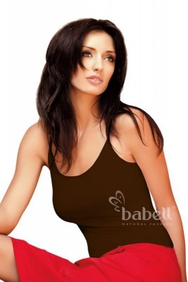Babell Macadi brązowy koszulka
