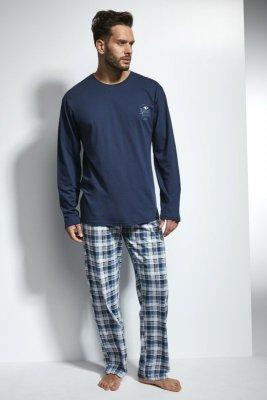Cornette 124/109 Great granatowy piżama męska