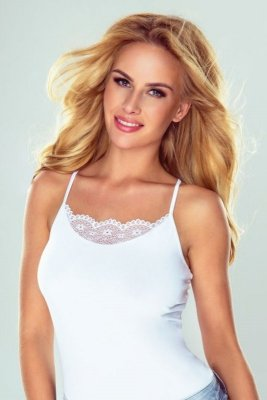 Eldar Dafne biały koszulka