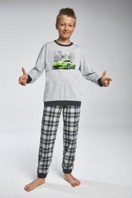 Cornette 966/78 street melanż piżama chłopięca