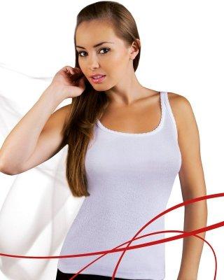 Emili Mania XXL-XXXL biała koszulka