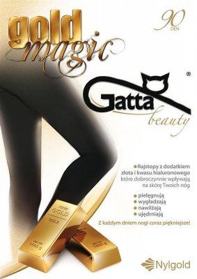 Gatta Gold Magic 90 den rajstopy