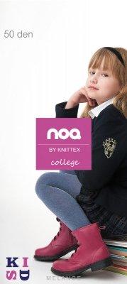 Knittex College Melange 50 den rajstopy