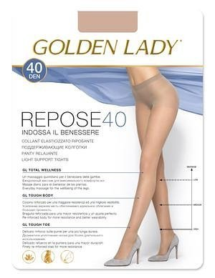 Golden Lady Repose 2-5XL 40 den rajstopy