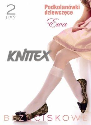 Knittex Kids Line Ewa 20 den A'2 podkolanówki