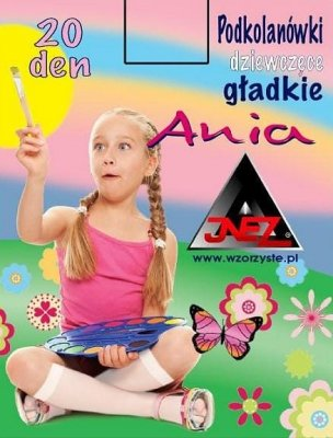 Inez Ania 20 den podkolanówki