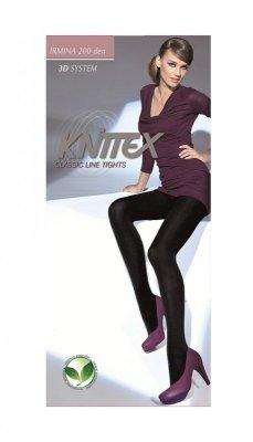 Knittex Irmina 3D 200 den rajstopy