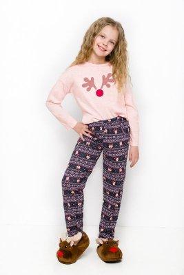 Taro Sofia 2129 104-140 piżama dziewczęca
