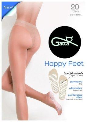 Gatta Happy Feet 20 den rajstopy