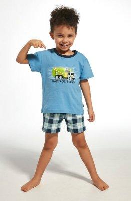 Cornette Kids Boy 789/69 Garbage Truck piżama chłopięca