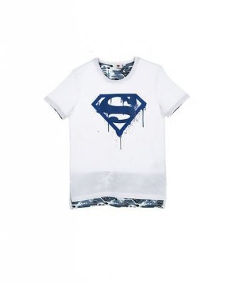 Superman Logo koszulka męska