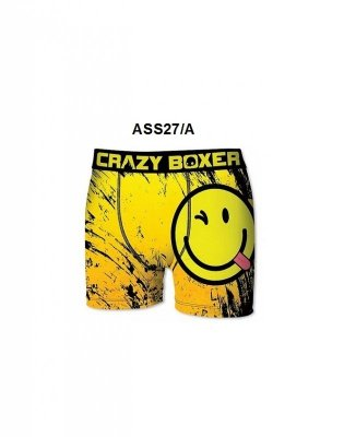 Crazy Boxer ASS 27 bokserki