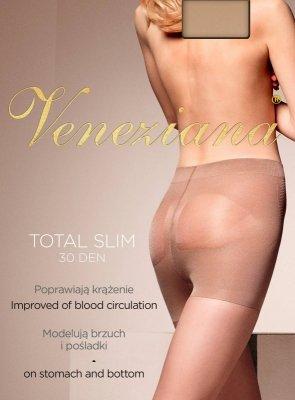 Veneziana Total Slim 30 den rajstopy